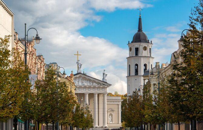 Vilnius Steckbrief - Etymologie, Geschichte