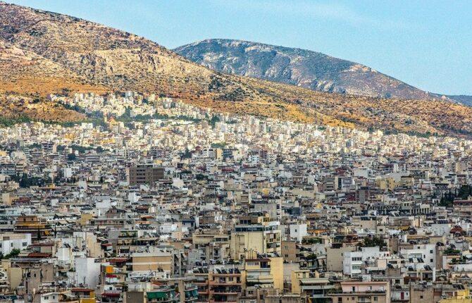 Athen Steckbrief - Geographie