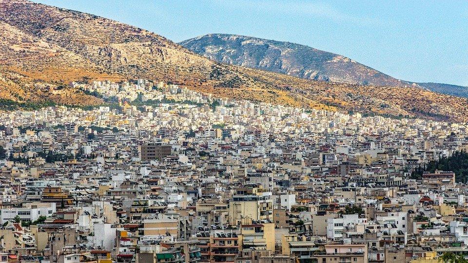 Athen Steckbrief – Geographie