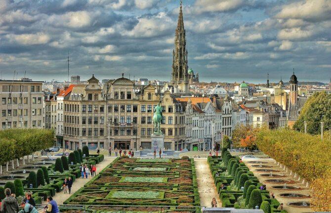 Brüssel Steckbrief - Geschichte, Bezirke