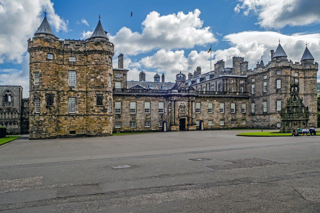 Holyrood Palace – Architektur