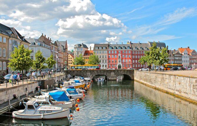 Kopenhagen Steckbrief - Einwohner, Entwicklung