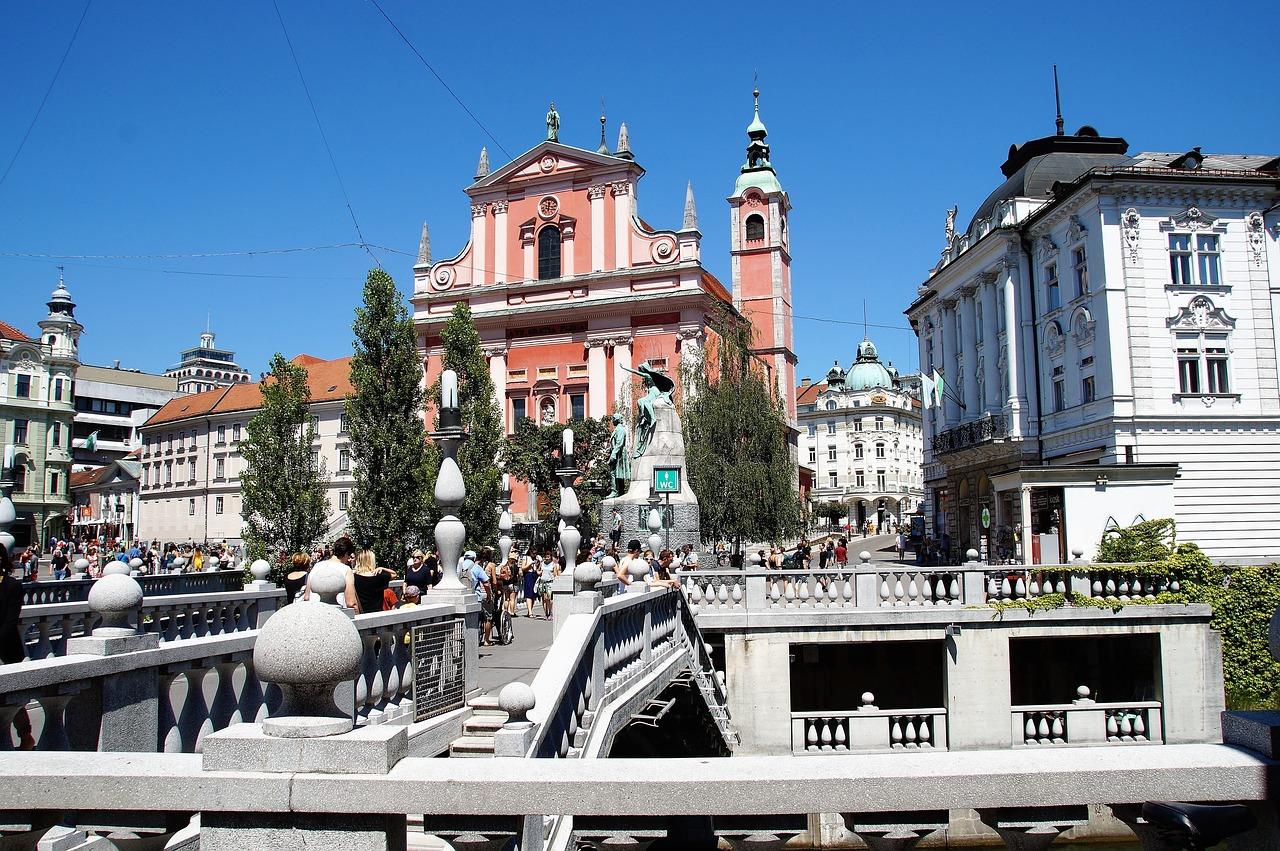 Ljubljana Steckbrief – Name und Geschichte