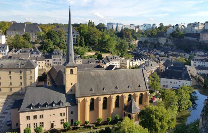 Luxemburg Steckbrief - Geschichte
