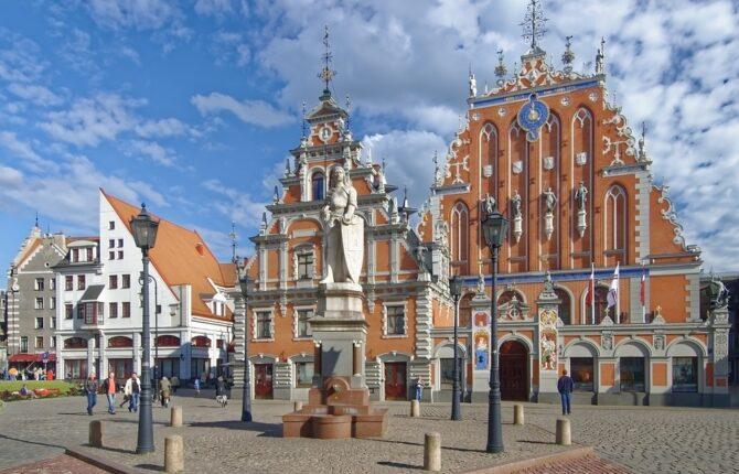 Riga Steckbrief - Etymologie, Geschichte