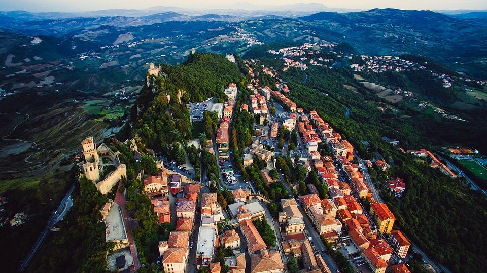 San Marino Steckbrief – Geschichte