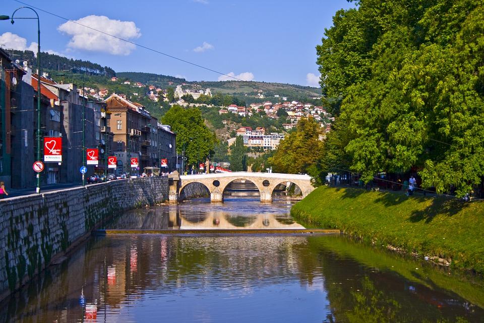 Sarajevo Steckbrief – Geographie
