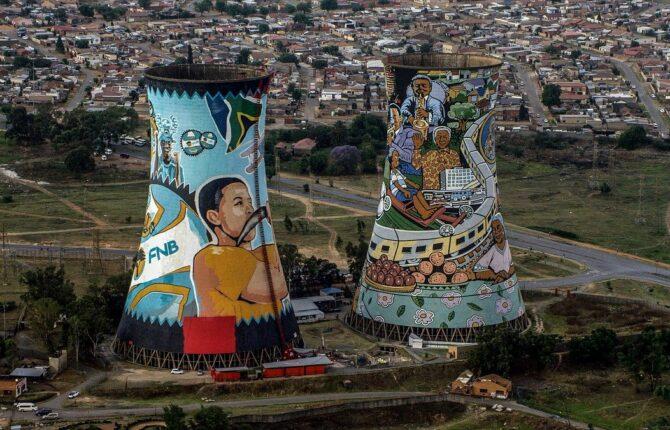 Soweto in Südafrika - Geschichte, Stadtteile