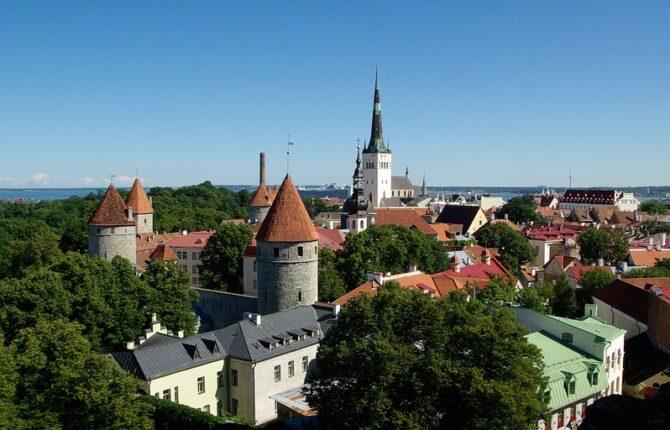 Tallinn Steckbrief - Geographie