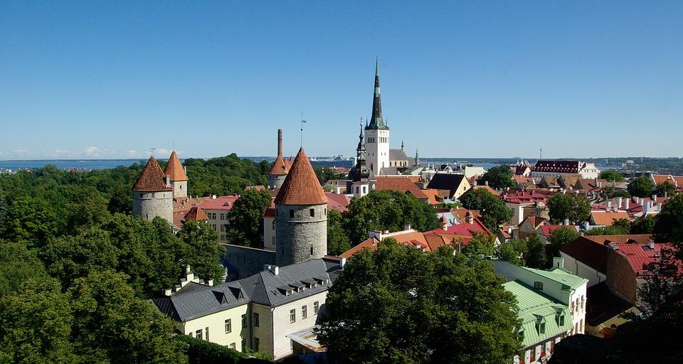 Tallinn Steckbrief – Geographie