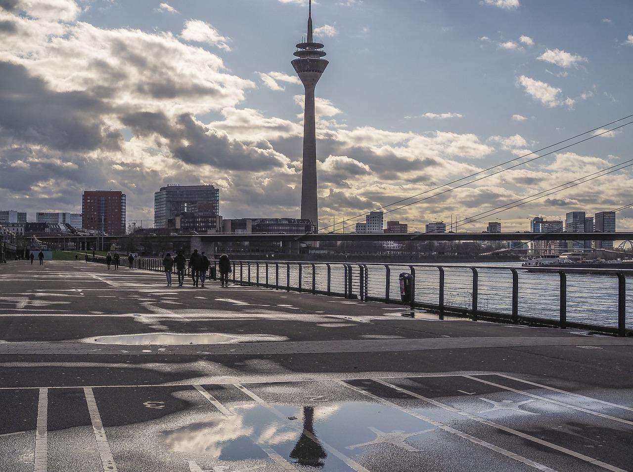Düsseldorf Steckbrief – Geschichte