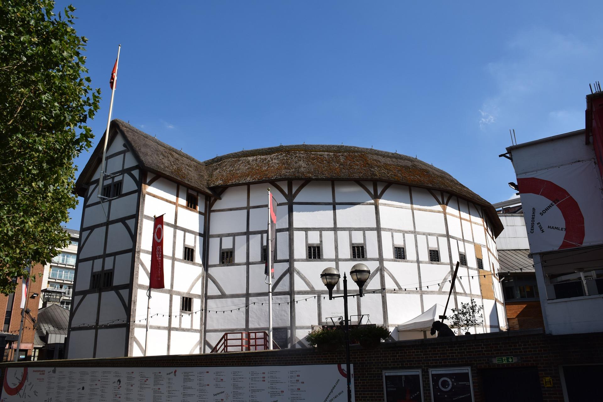 Globe Theatre London Steckbrief – Standort, Geschichte