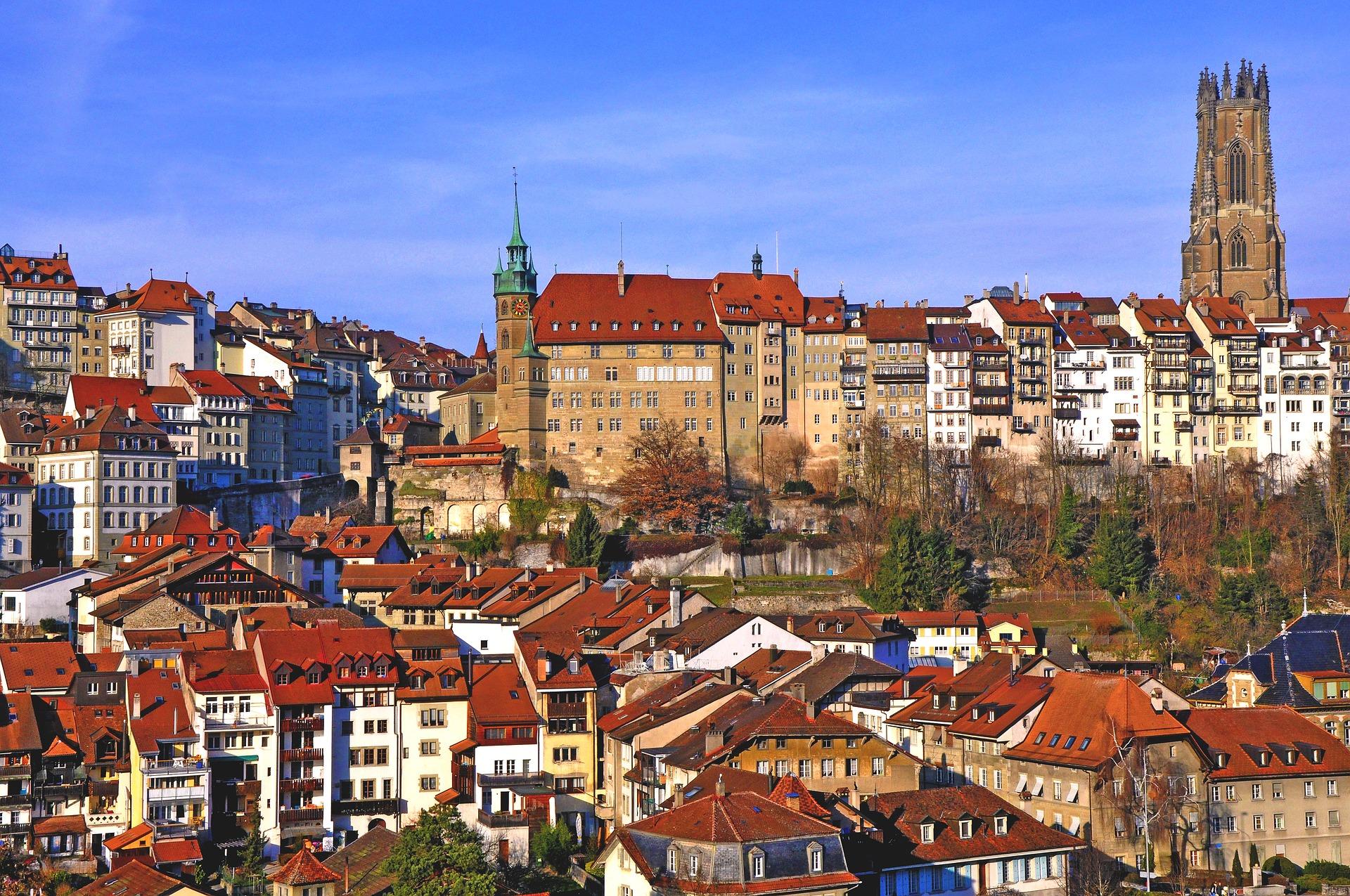 Freiburg Steckbrief – Geschichte