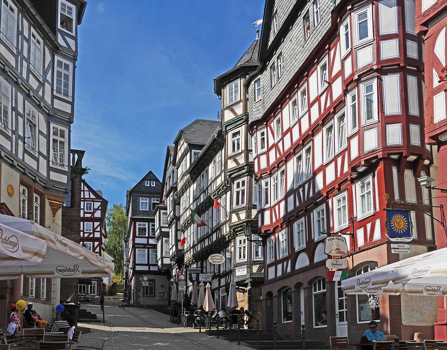 Marburg Steckbrief – Gründung und Frühgeschichte, Reformation