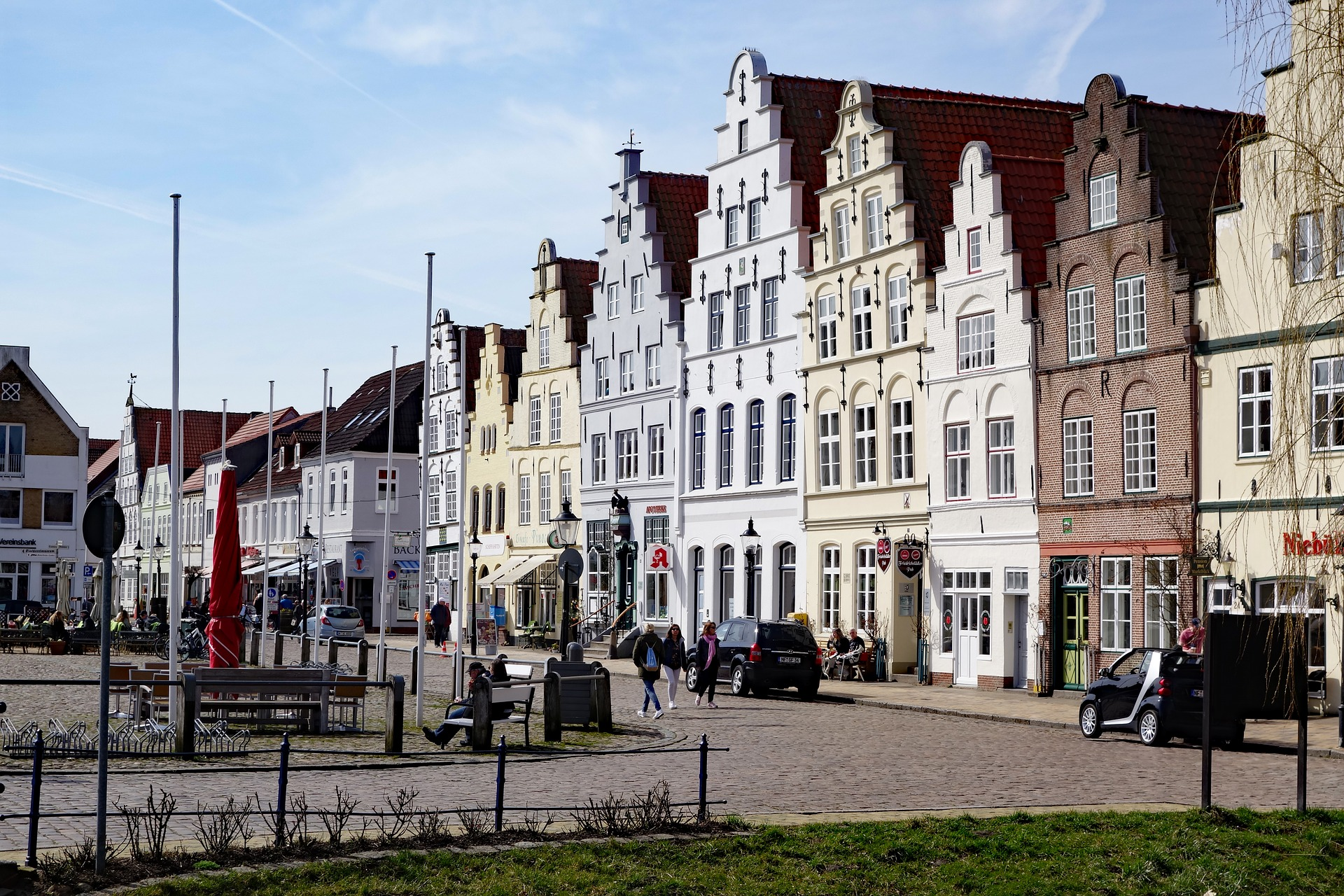 Friedrichstadt Steckbrief & Bilder