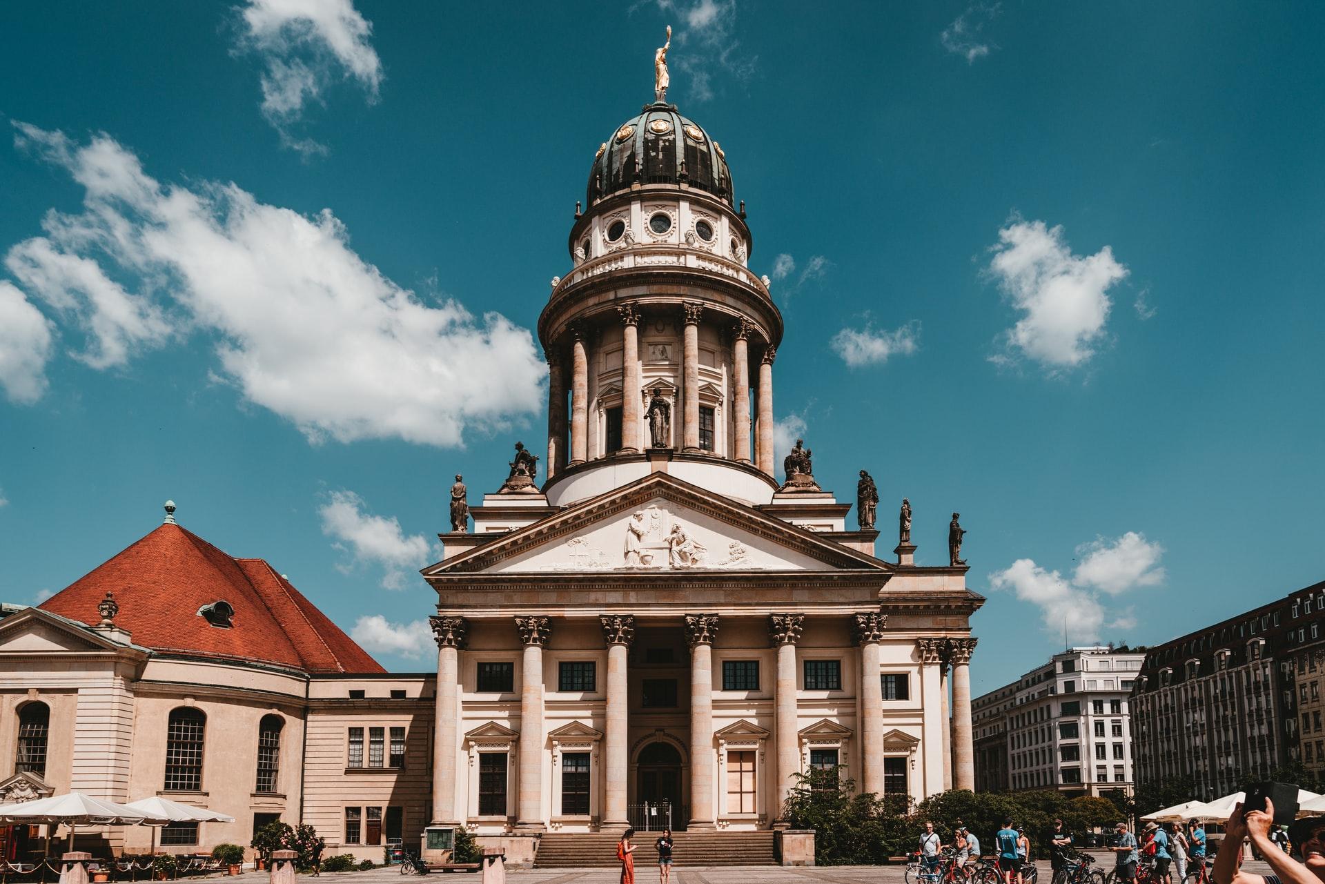 Gendarmenmarkt Steckbrief & Bilder