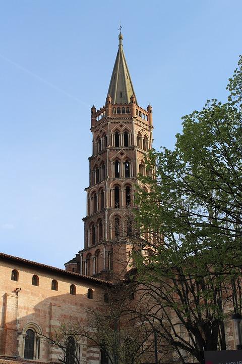 Basilica von Saint-Sernin, Toulouse Steckbrief & Bilder
