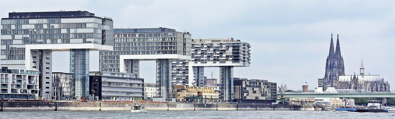 Rheinauhafen Steckbrief & Bilder