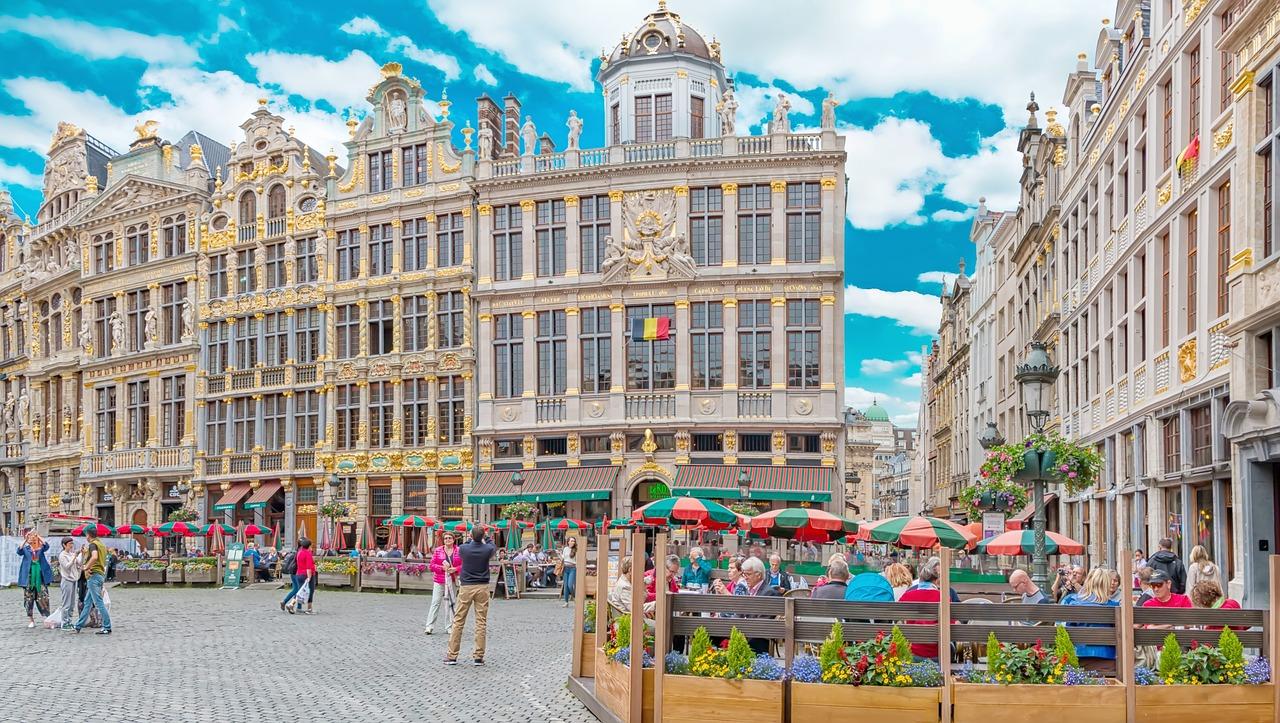 Grand Place/Grote Markt, Brüssel Steckbrief & Bilder