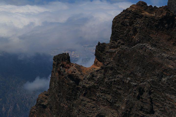 Caldera de Taburiente Nationalpark Steckbrief & Bilder