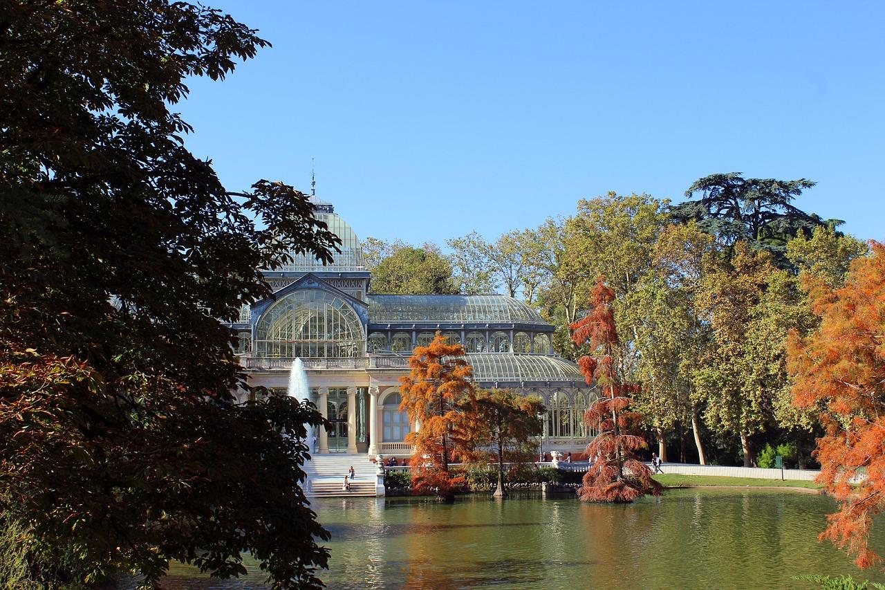 Retiro Park in Madrid Steckbrief & Bilder