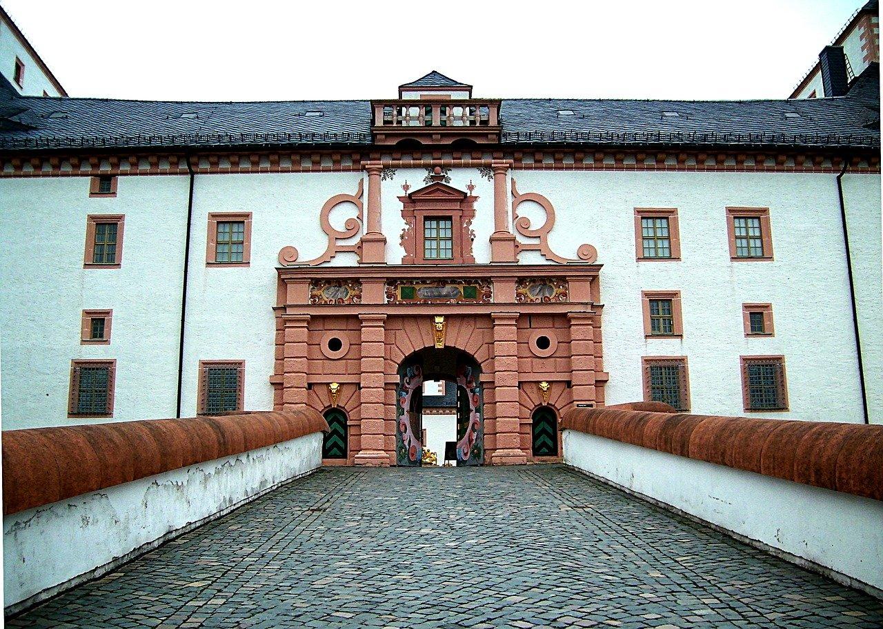 Jagdschloss Augustusburg Steckbrief & Bilder