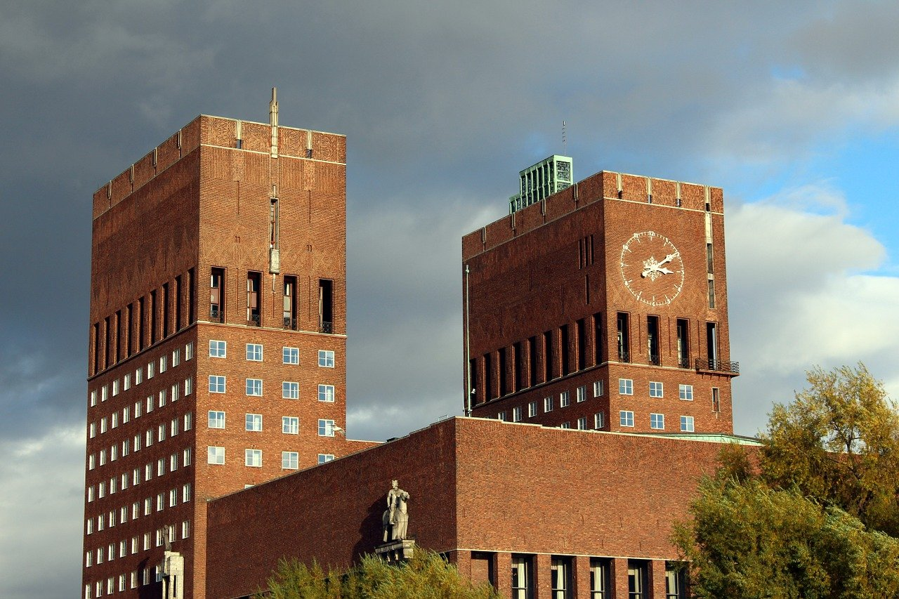 Rathaus Oslo Steckbrief & Bilder